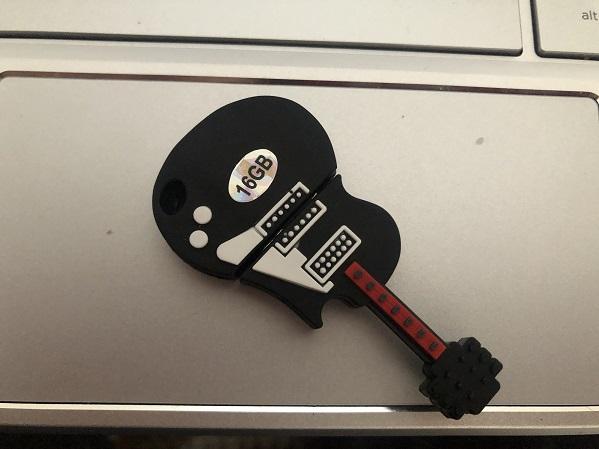 guitarenoireusb